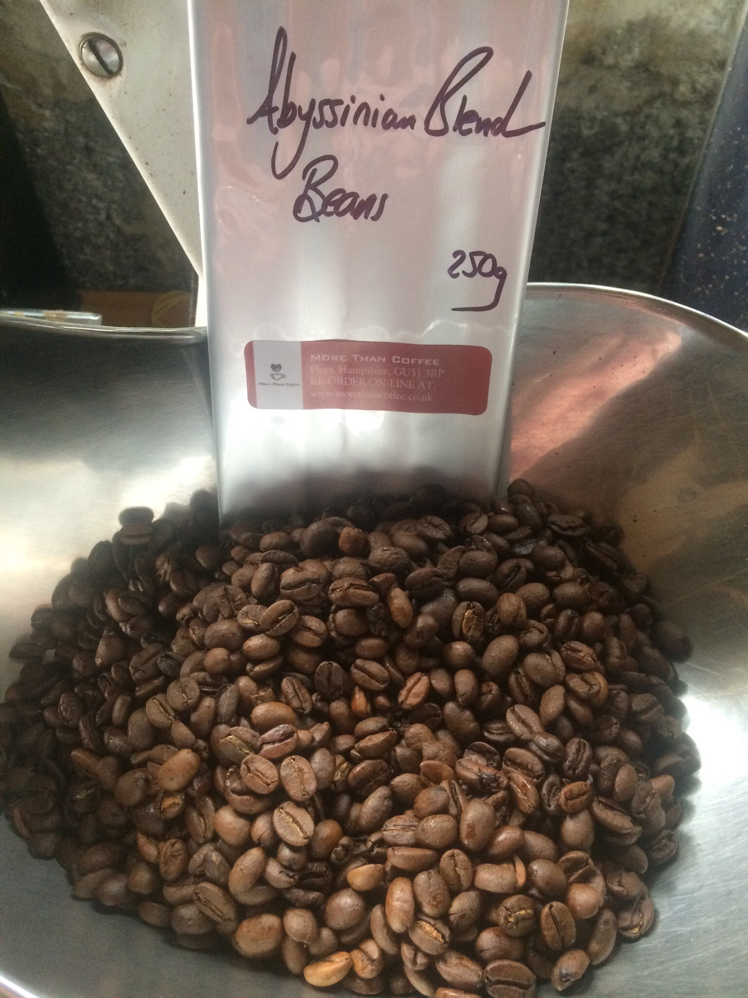 Abyssinian Blend Coffee Beans
