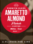 Amaretto Almond Flavoured Coffee Beans
