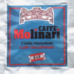 Cafe Molinari Decaffeinated ESE Coffee Pods