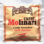 Cafe Molinari Regular ESE Coffee Pods