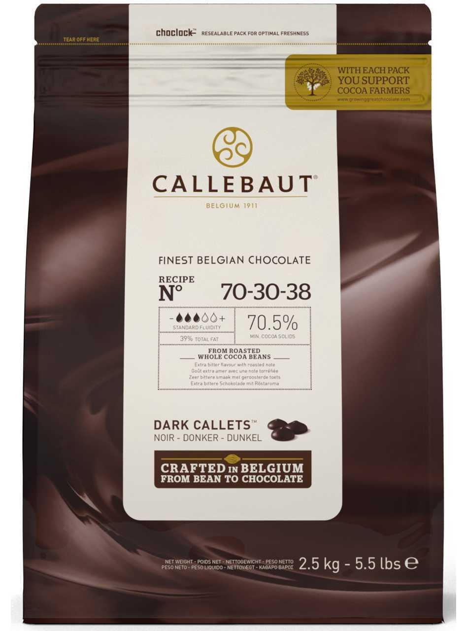 Callebaut Extra Bitter Callets