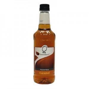 Caramel Flavoured Syrup - 1 Litre