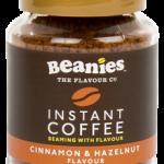 Cinnamon & Hazelnut Instant Coffee Jar