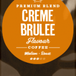 Creme Brulee Flavoured Coffee Beans