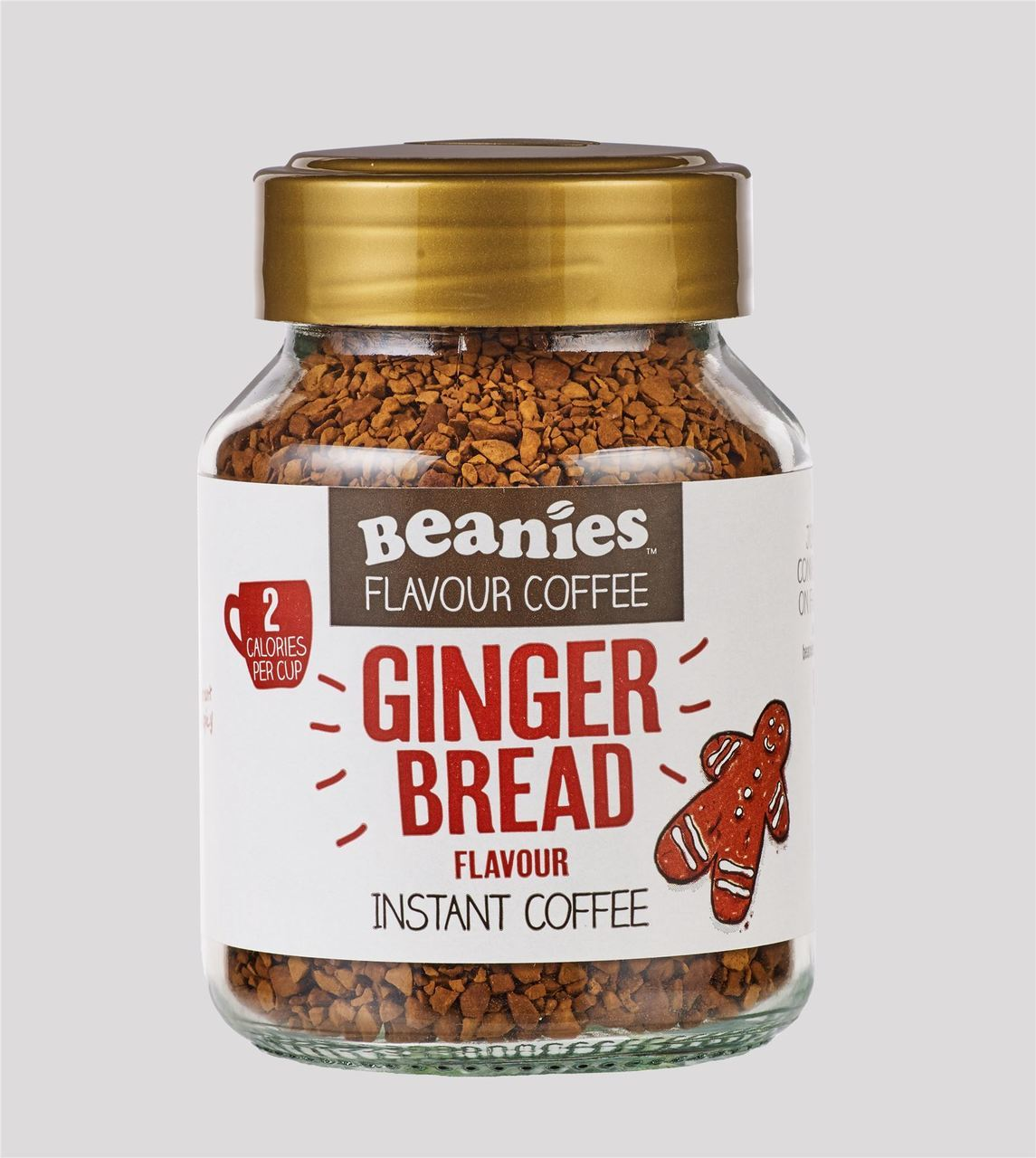Gingerbread Instant Jar 50g