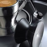The Original Gourmet Espresso Tamper with Swarovski