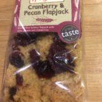 Honeybuns Gluten Free Cranberry Pecan Flapjacks