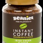 Irish Cream Flavoured Instant Coffee Jar