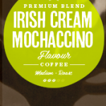 Irish Cream Mochaccino Flaavoured Coffee Beans