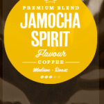 Jamocha Spirit Flavoured Coffee Beans