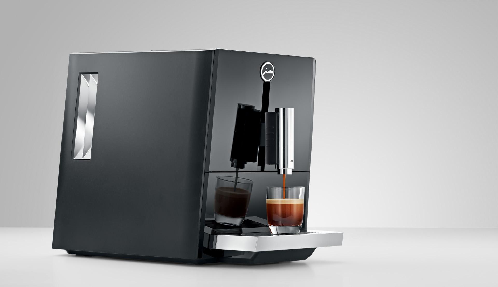 Jura A1 Black Bean to Cup Machine