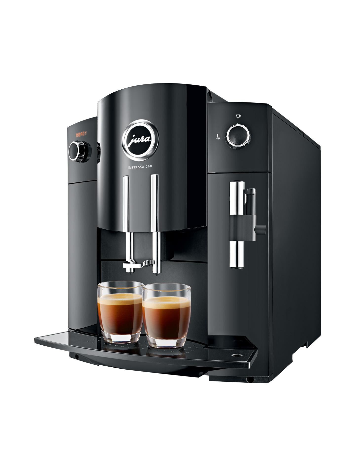 Jura C60 Black Bean to Cup Coffee Machine