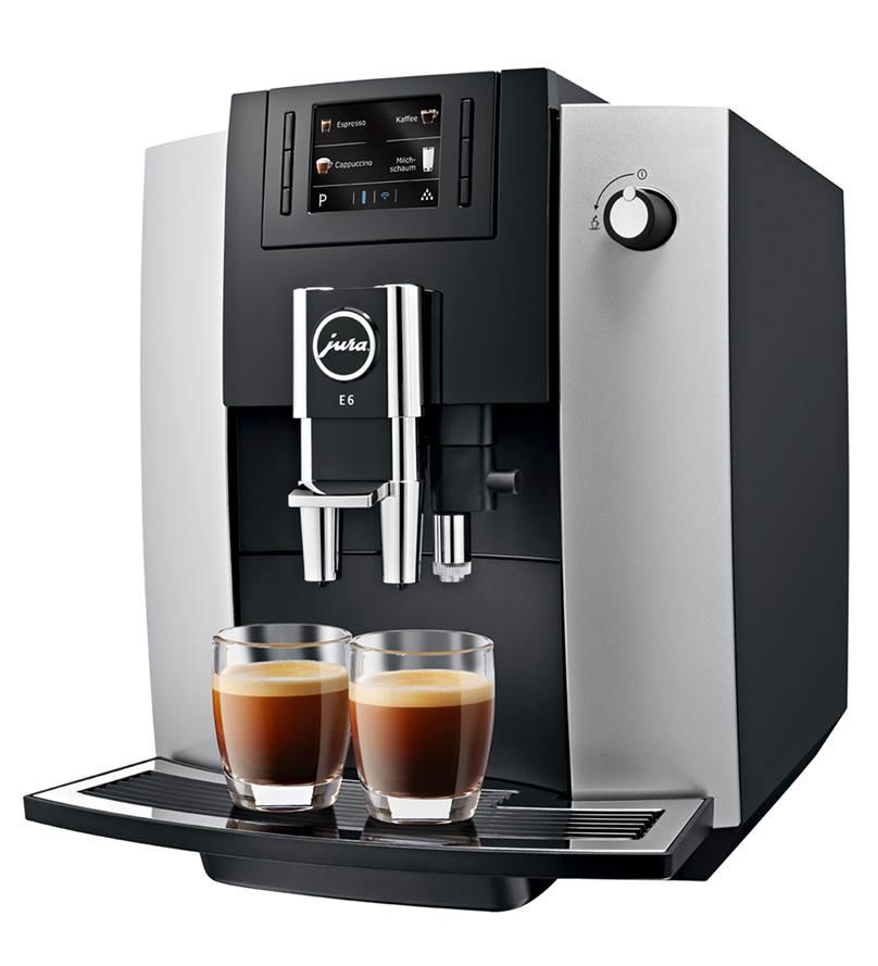 Jura E6 Bean to Cup Machine
