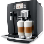 Jura GIGA 5 Bean to cup machine in Black