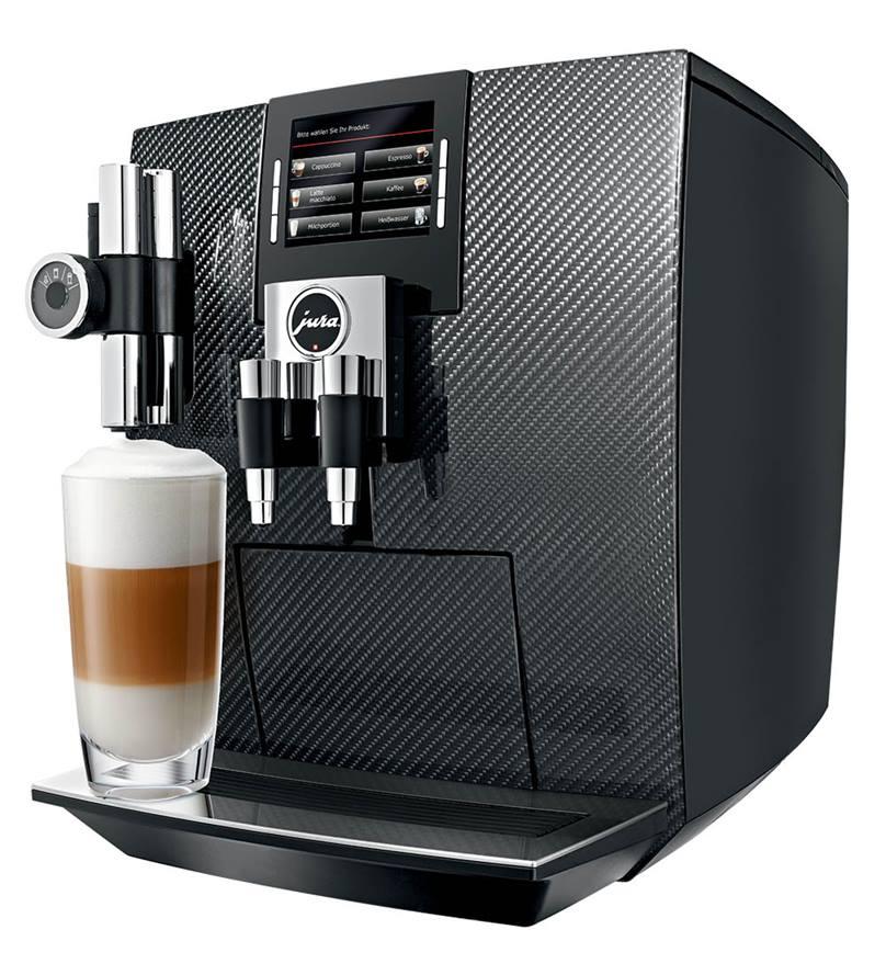 Jura Impressa J95 Bean to Cup Machine Carbon