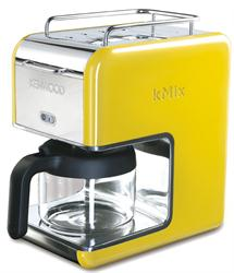 Kenwood KMix Filter Machine in Yellow