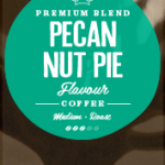Pecan Nut Pie Flavoured Coffee Beans