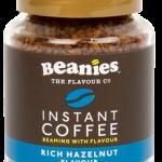 Rich Hazlenut Instant Coffee Jar