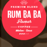 Rumba ba Flavoured Coffee Beans