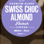 Swiss Chocolate Flavoured Coffee Beans