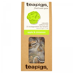 Teapigs - Apple & Cinnamon Teabags