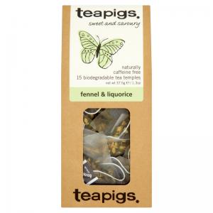 Teapigs - Fennel & Liquorice Teabags