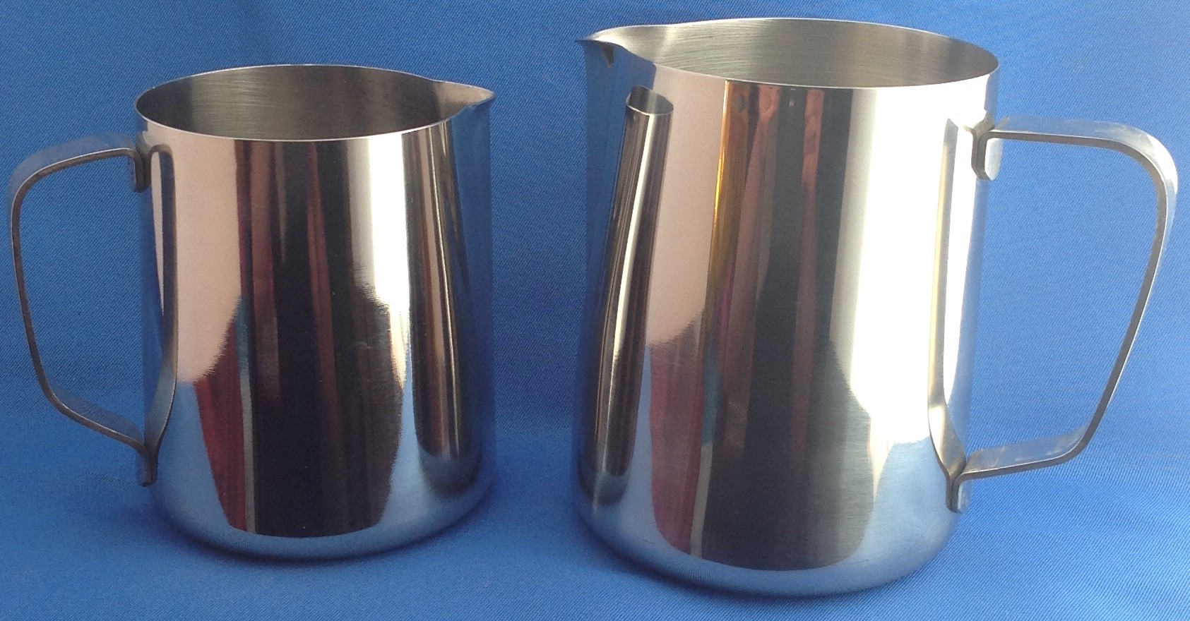 Coffee Maker Stainless Steel Jug : More Than CoffeeStainless Steel Frothing Jug 0.6 litre