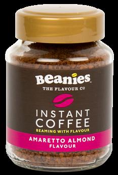 Amaretto Almond Instant Coffee Jar