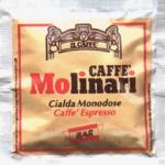 Cafe Molinari Regular ESE Coffee Pods