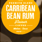 Carribbean Rum Flavoured Coffee Beans