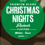 Christmas Nights Flavoured Coffee