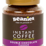Double Chocolate Instant Coffee Jar