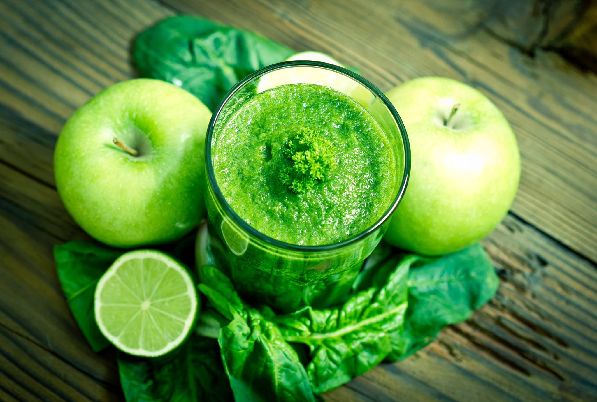 Urban Quench Green Meanie Fruit Vegetable Smoothie