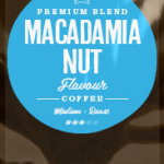 Macadamia Nut Flavoured Coffee Beans