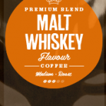 Malt Whisky Flavoured Coffee Beans