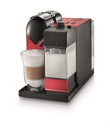 Nespresso Latissima In Red