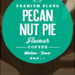 Pecan Nut Pie Flavoured Coffee Beans
