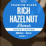 Rich Hazelnut Decaffeinated Coffee Beans
