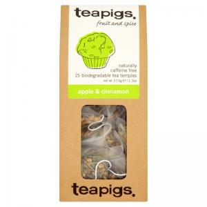 Teapigs - Apple & Cinnamon Teabags