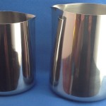Stainless Steel Frothing Jug